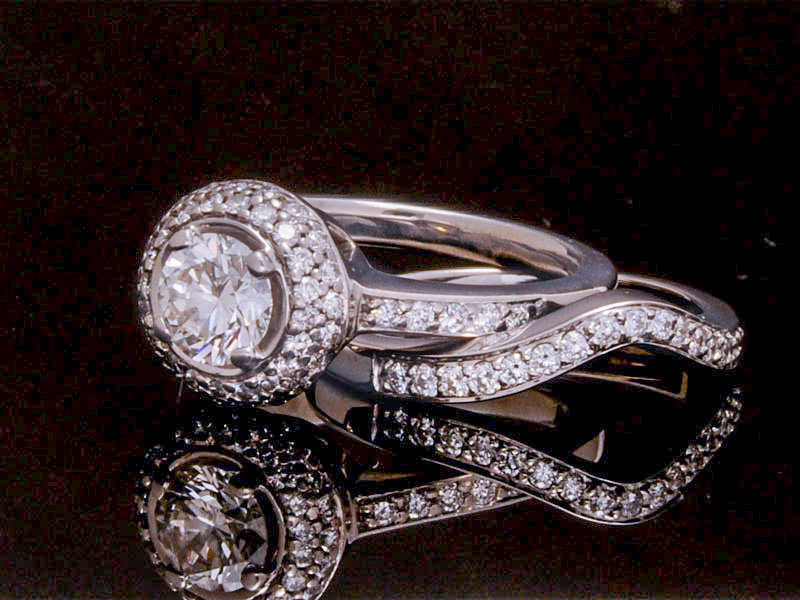 Sell a diamond ring in kansas city mo for Wedding rings kansas city